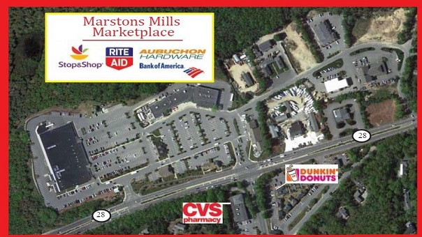 Marstons Mills, MA Shopping Center